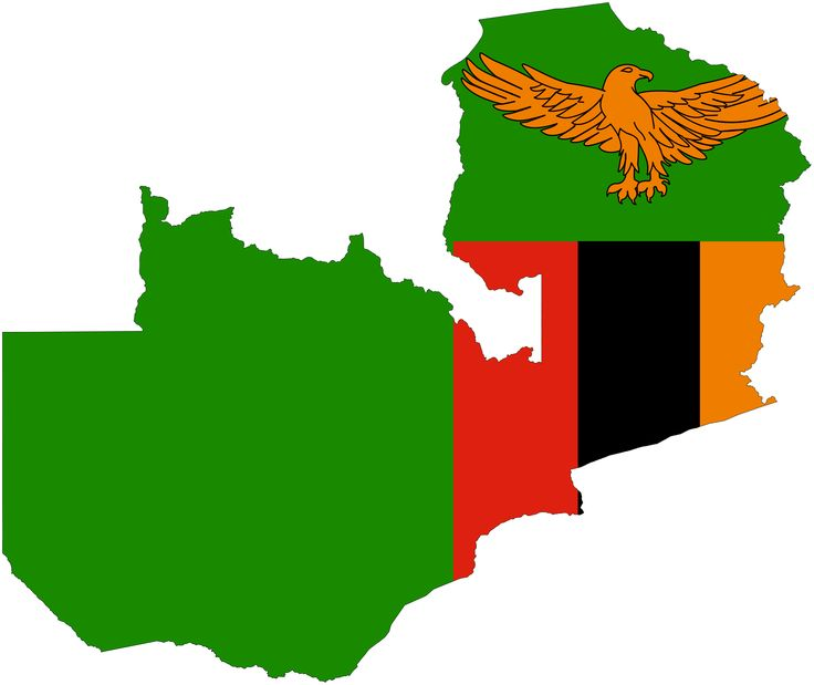 Zambia Flag Stock Footage Video Shutterstock