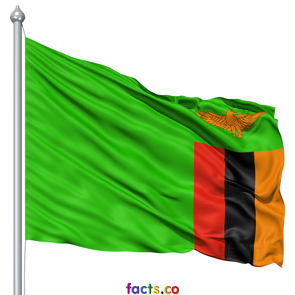 Zambia Flag All about Zambia Flag colors, meaning, information