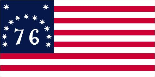 76 flag | historical United States flag | Britannica.com