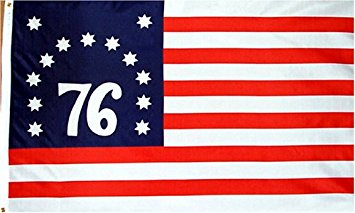 Dave Grant Spirit of '76 Flag, The: ART