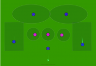 Winning Flag Football: Defensive Alignment Pressure Coverage (003