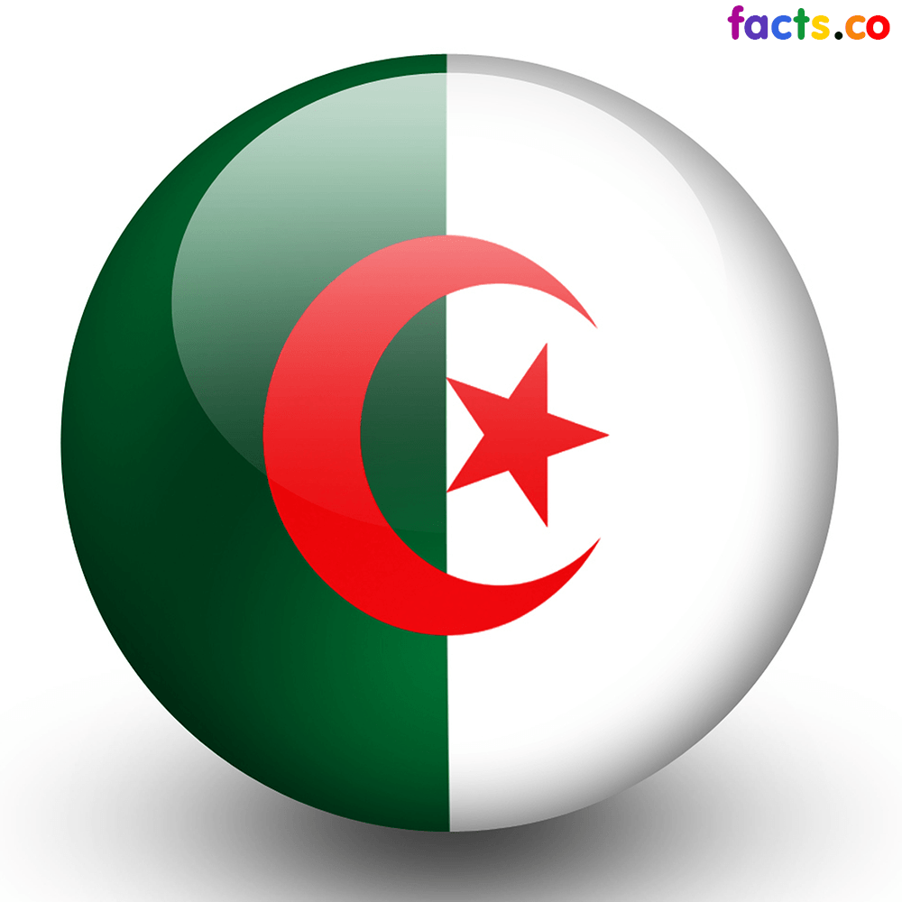 Flag of Algeria Wikipedia