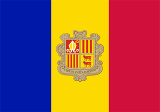 Andorra Flag, Flag of Andorra