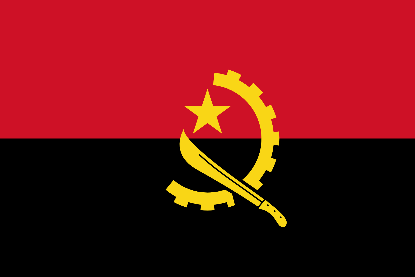 Angola | Flags of countries