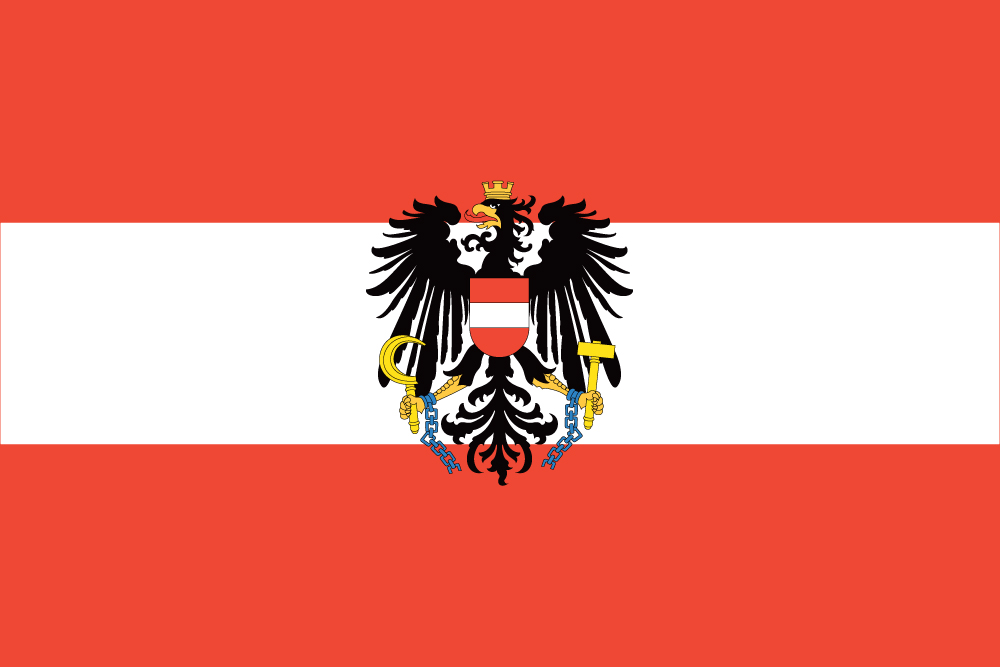 Flag of Austria WOW.com