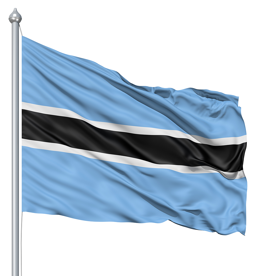 Botswana Flag and Description