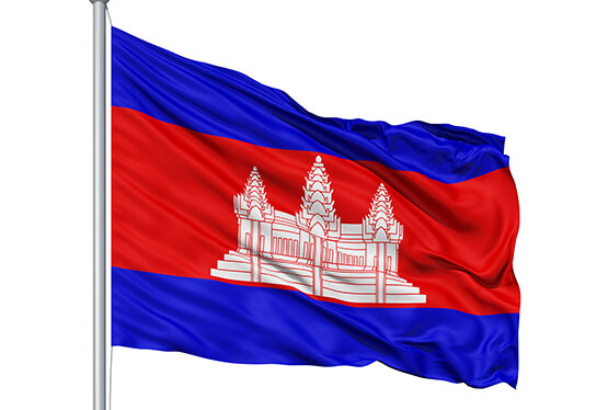 Cambodia Flag Meaning Of Colors