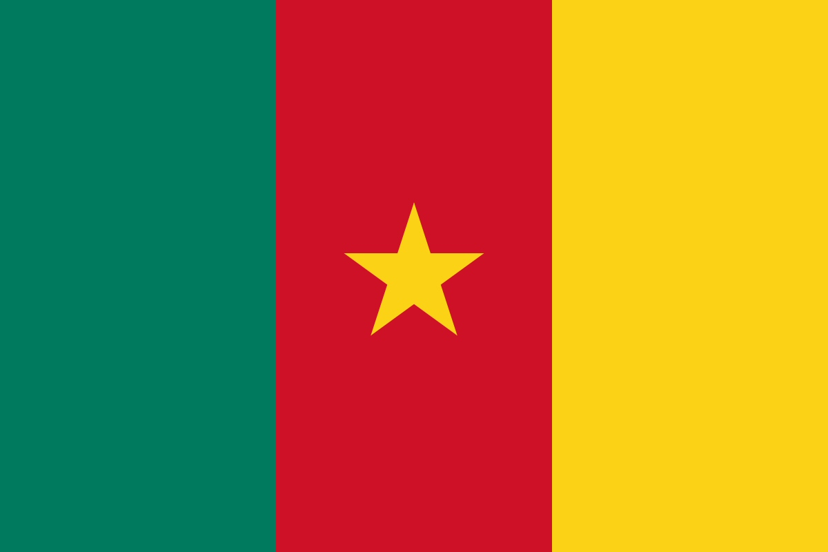 Cameroon Flags and Symbols and National Anthem
