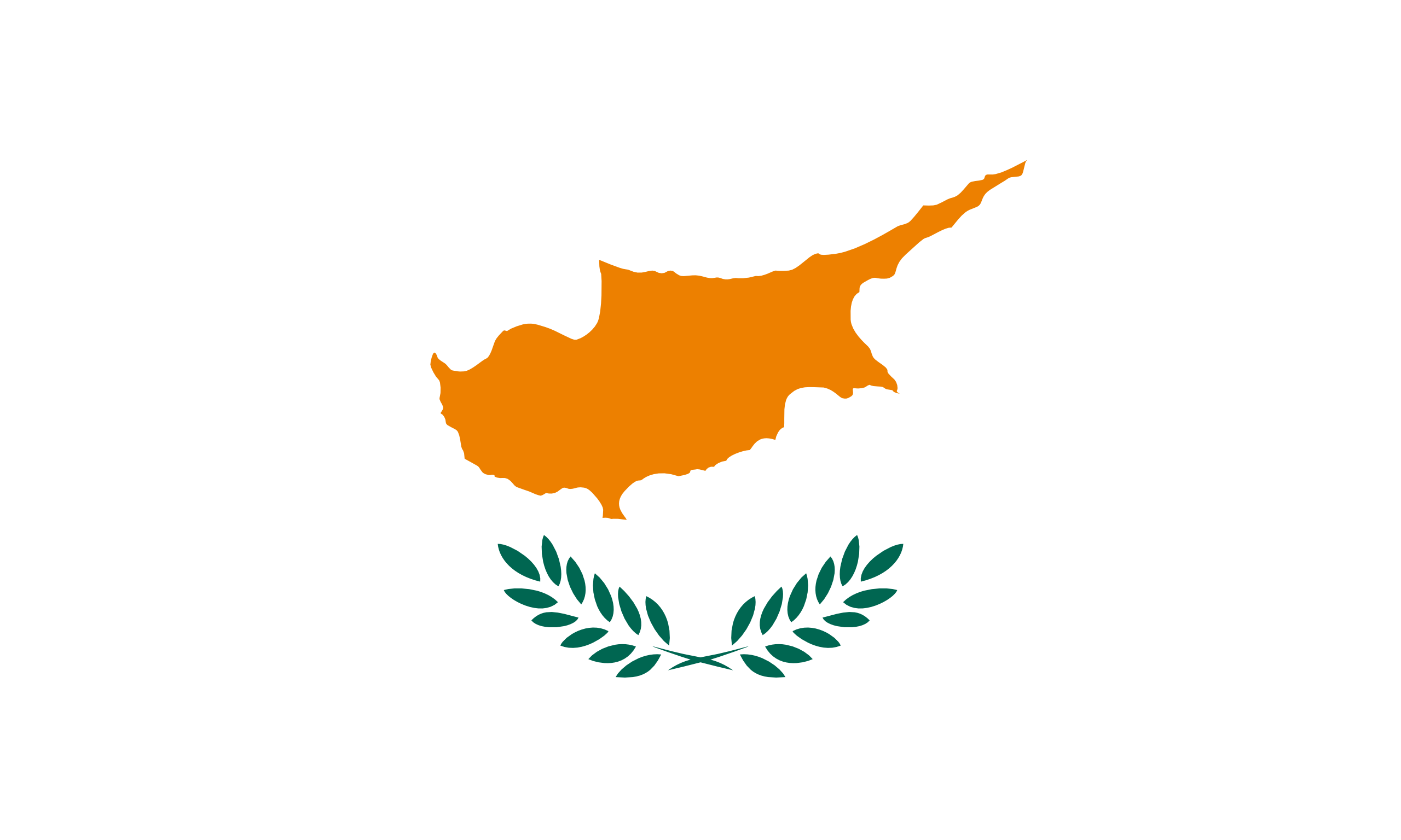 Republic of Cyprus flag