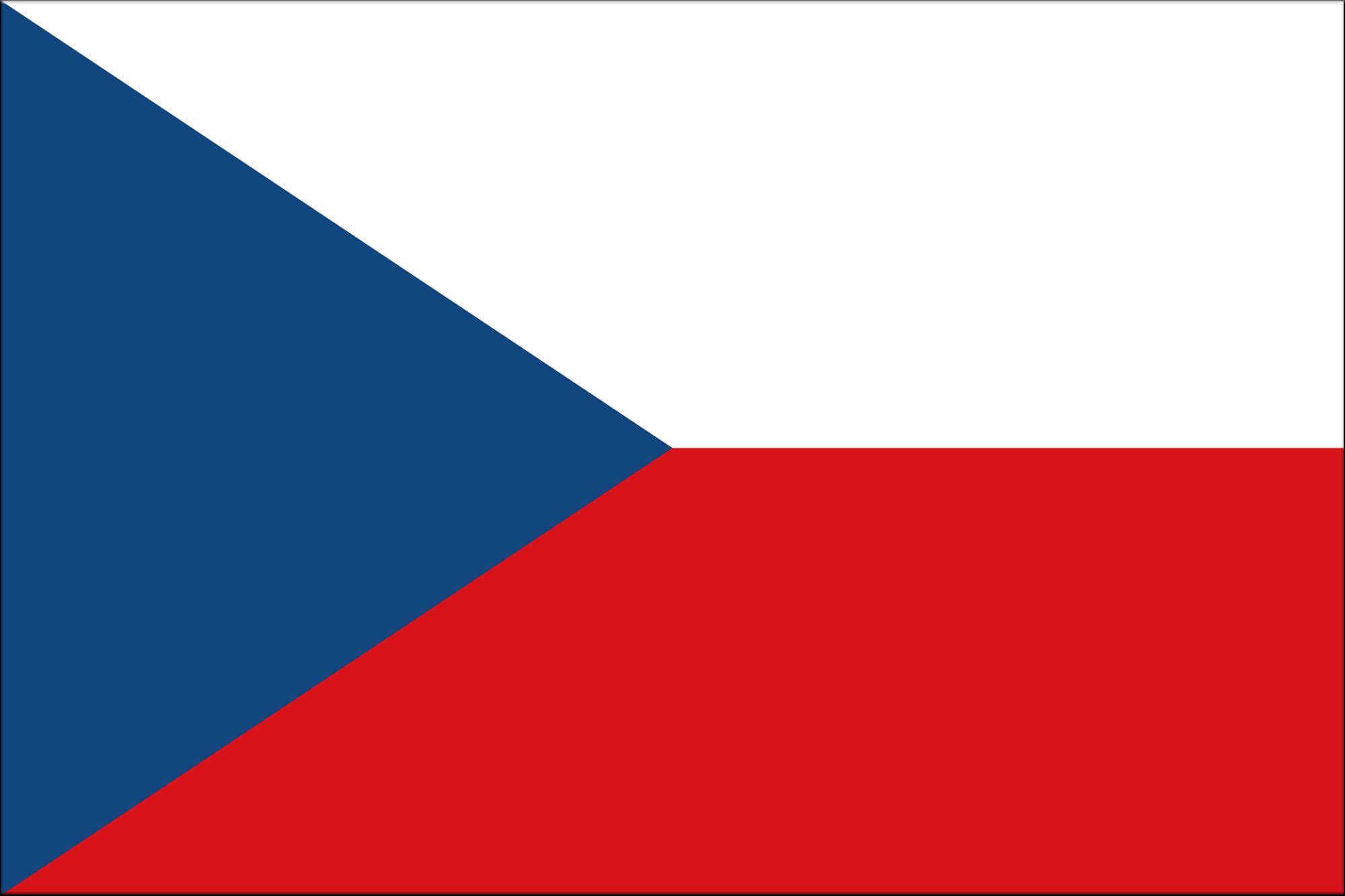 Czech Flags (The Czech Republic) from The World Flag Database