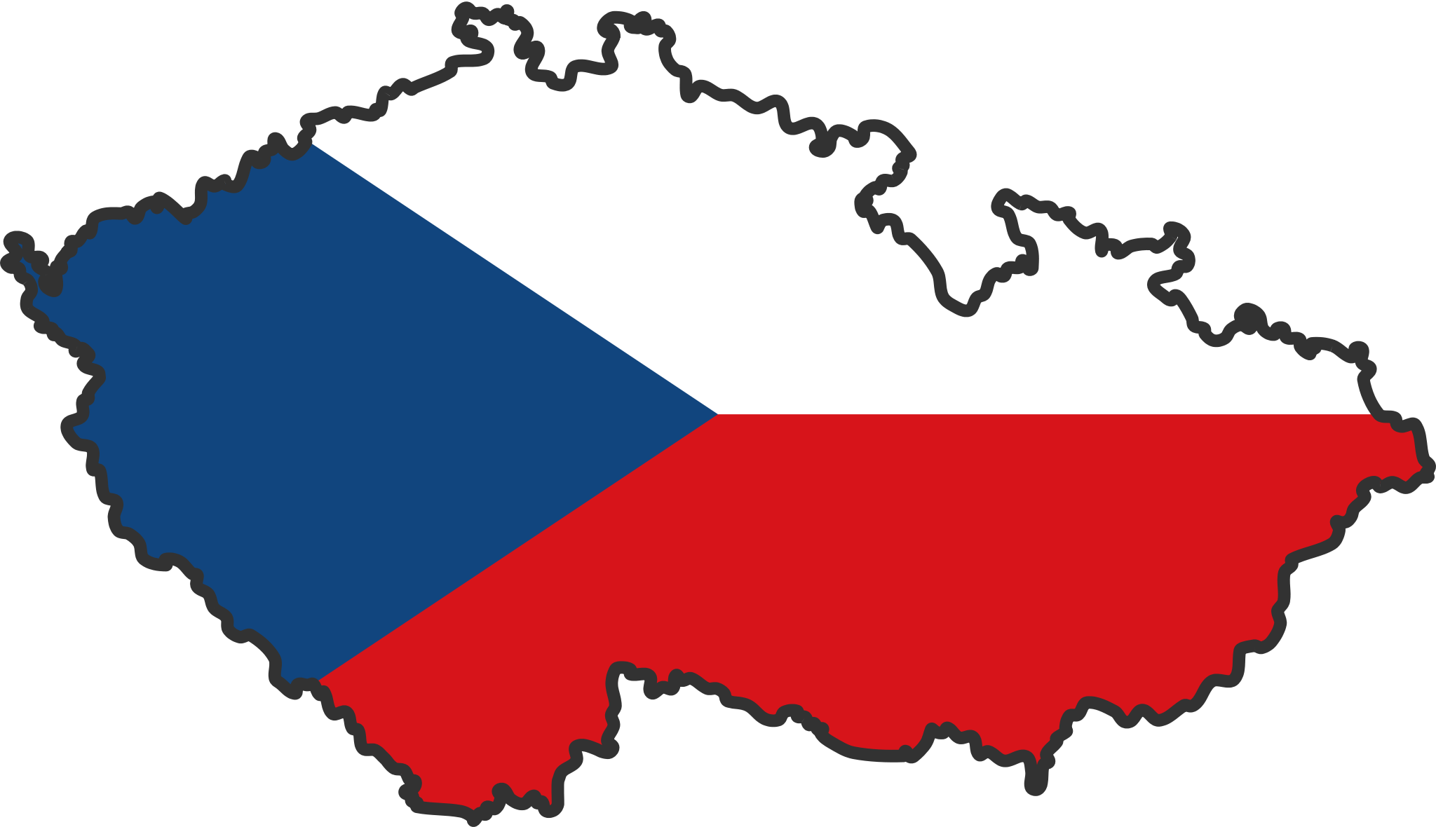 File:Flag of the Czech Republic.svg Wikimedia Commons