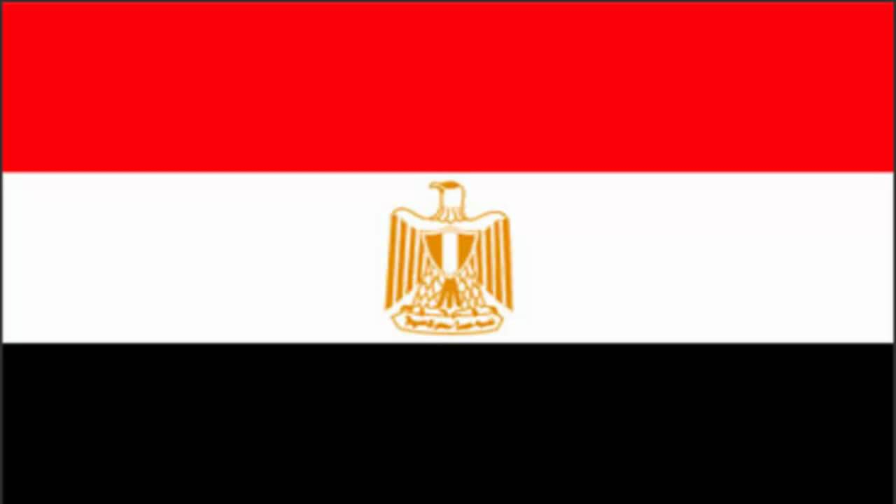 Egypt, flag Puzzle jigsaw wallpapers: 3840x2160