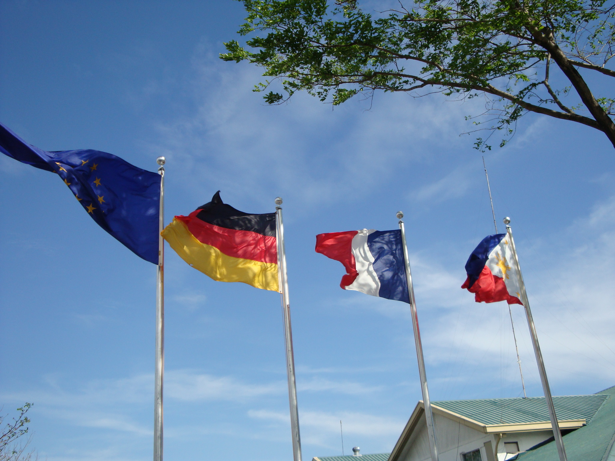 Signals Flags from The World Flag Database
