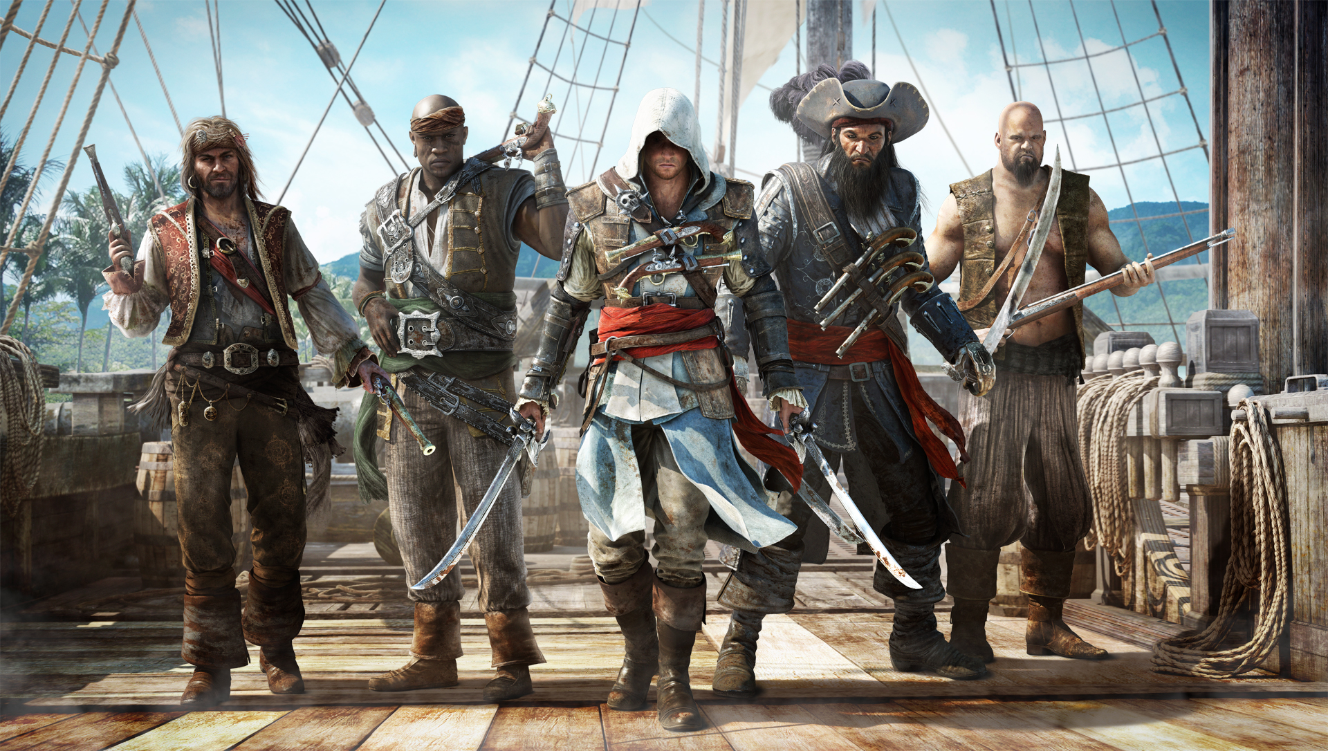 Assassin's Creed IV Black Flag: How Ubisoft Turned a Stealth