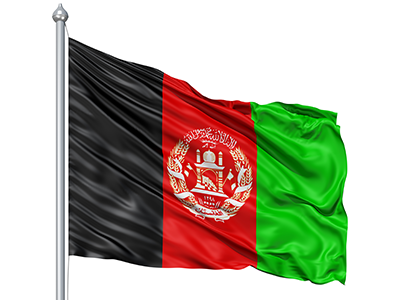Afghanistan Flag and Description