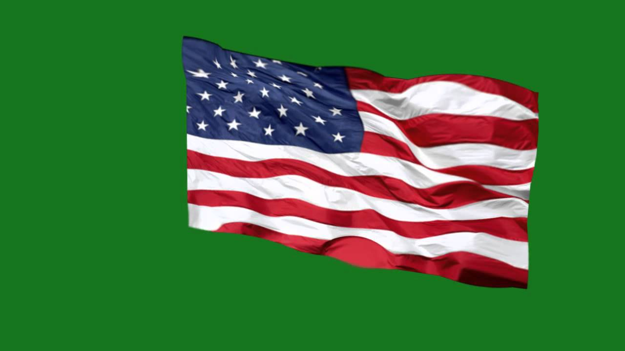 American Flag Animation