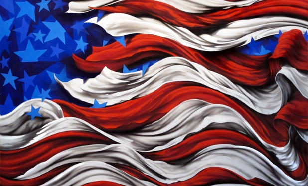 17 Best images about flags in art on Pinterest | Miami, Ny usa and