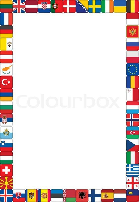 Flag Border Clip Art & Flag Border Clip Art Clip Art Images