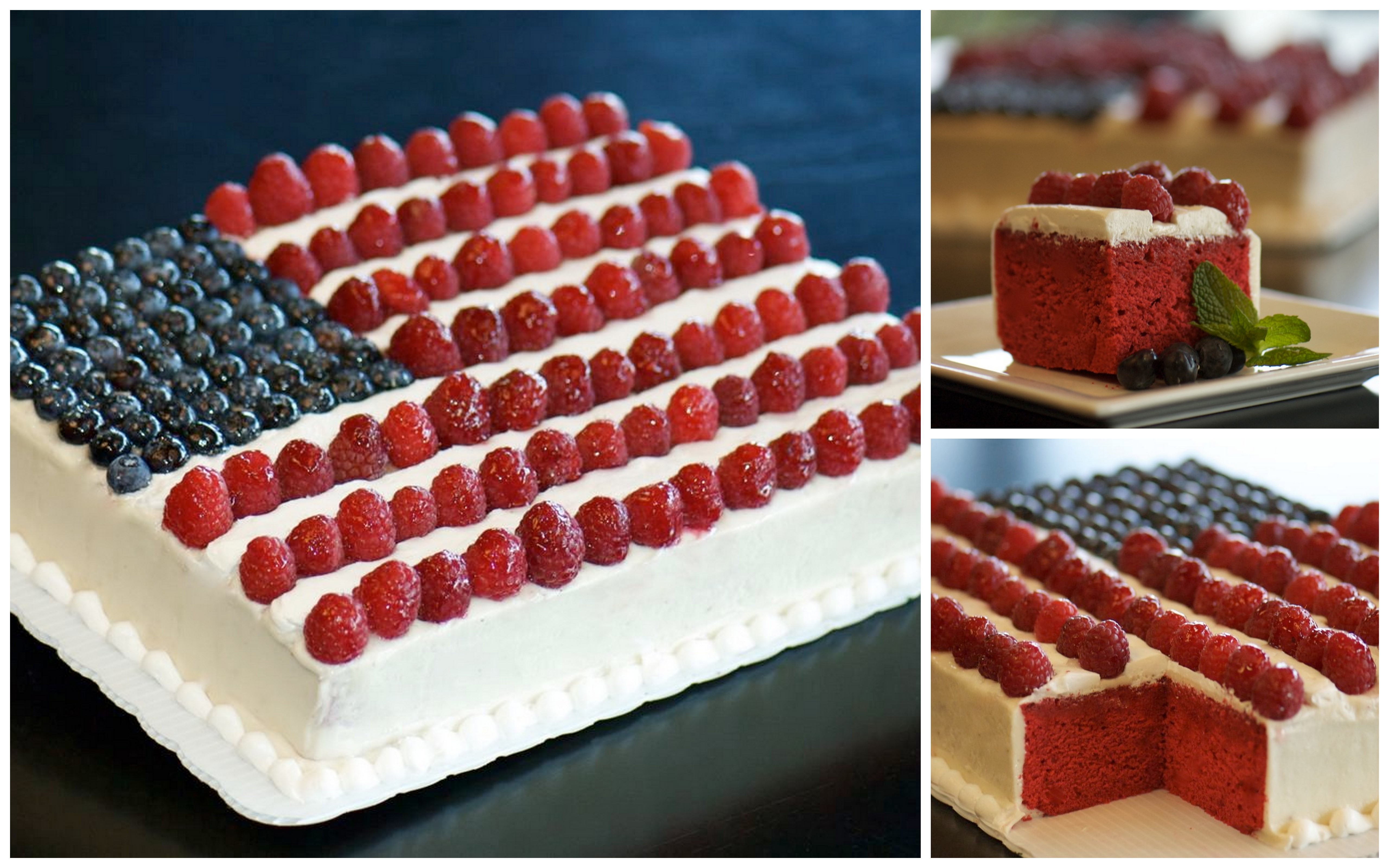 Barefoot Contessas Flag Cake Recipe Food.com