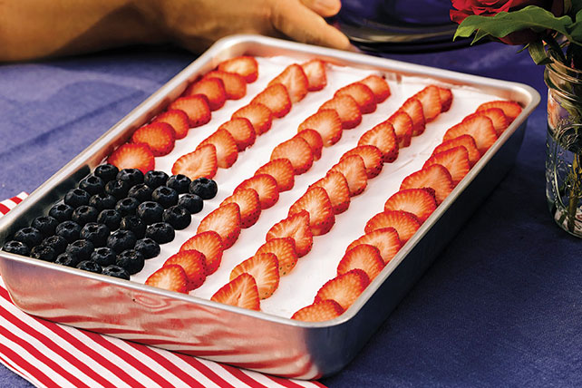 Flag Cake Kraft Recipes
