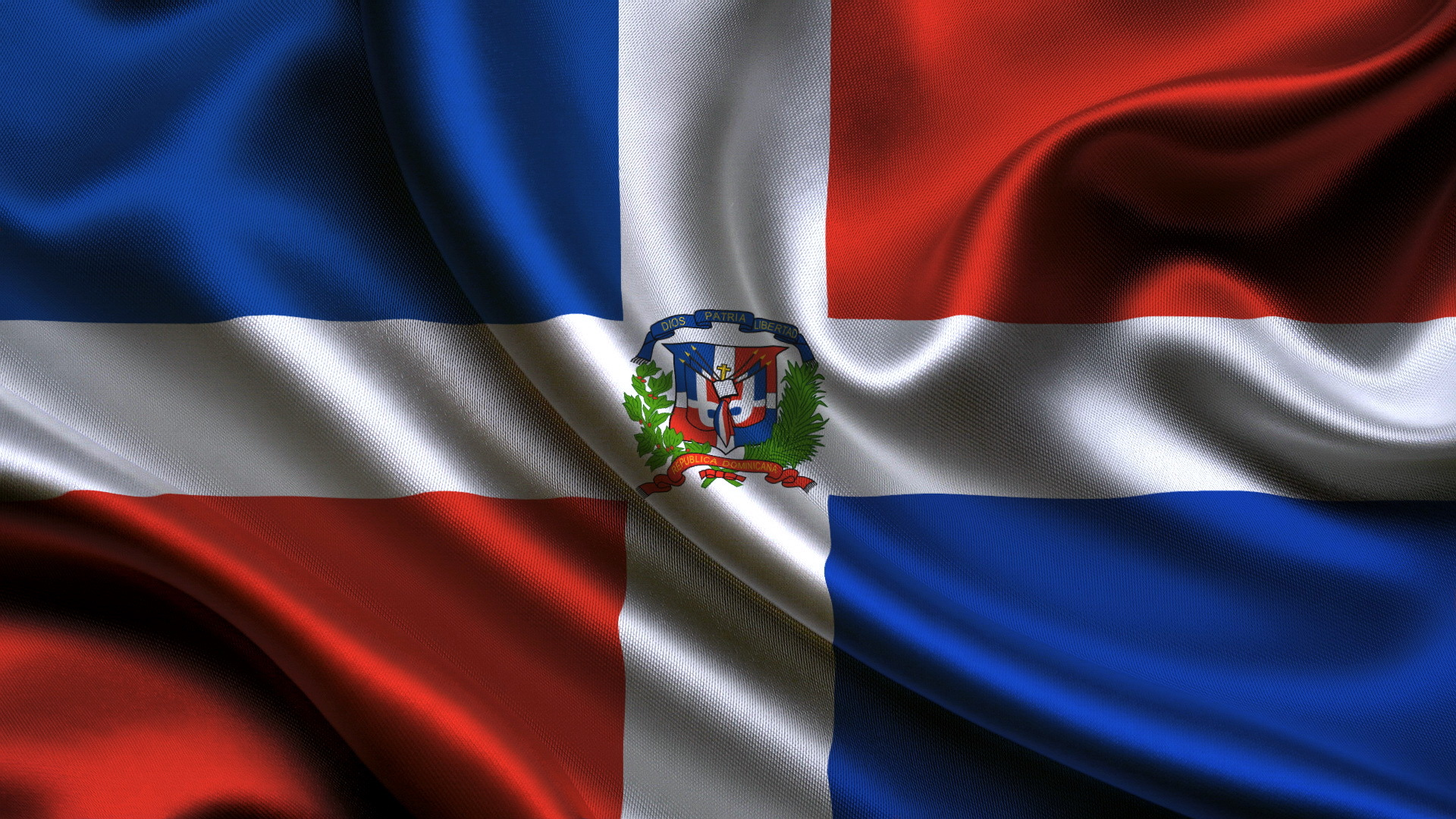Flag of the Dominican Republic Wikipedia