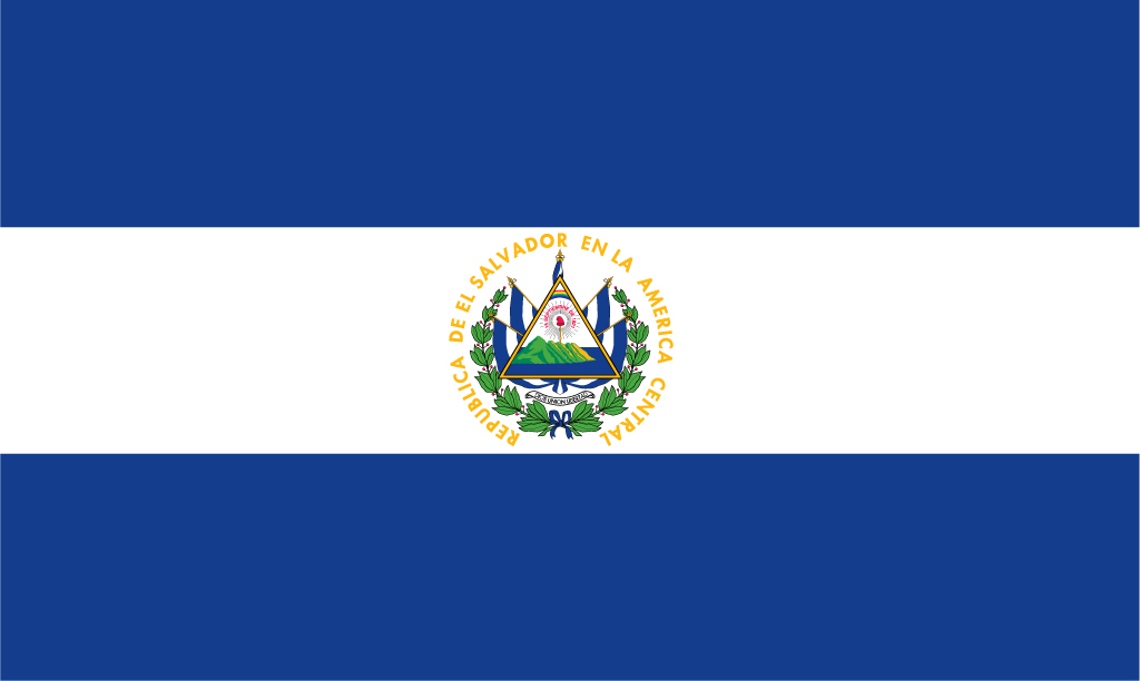 File:Flag of El Salvador.svg Wikimedia Commons