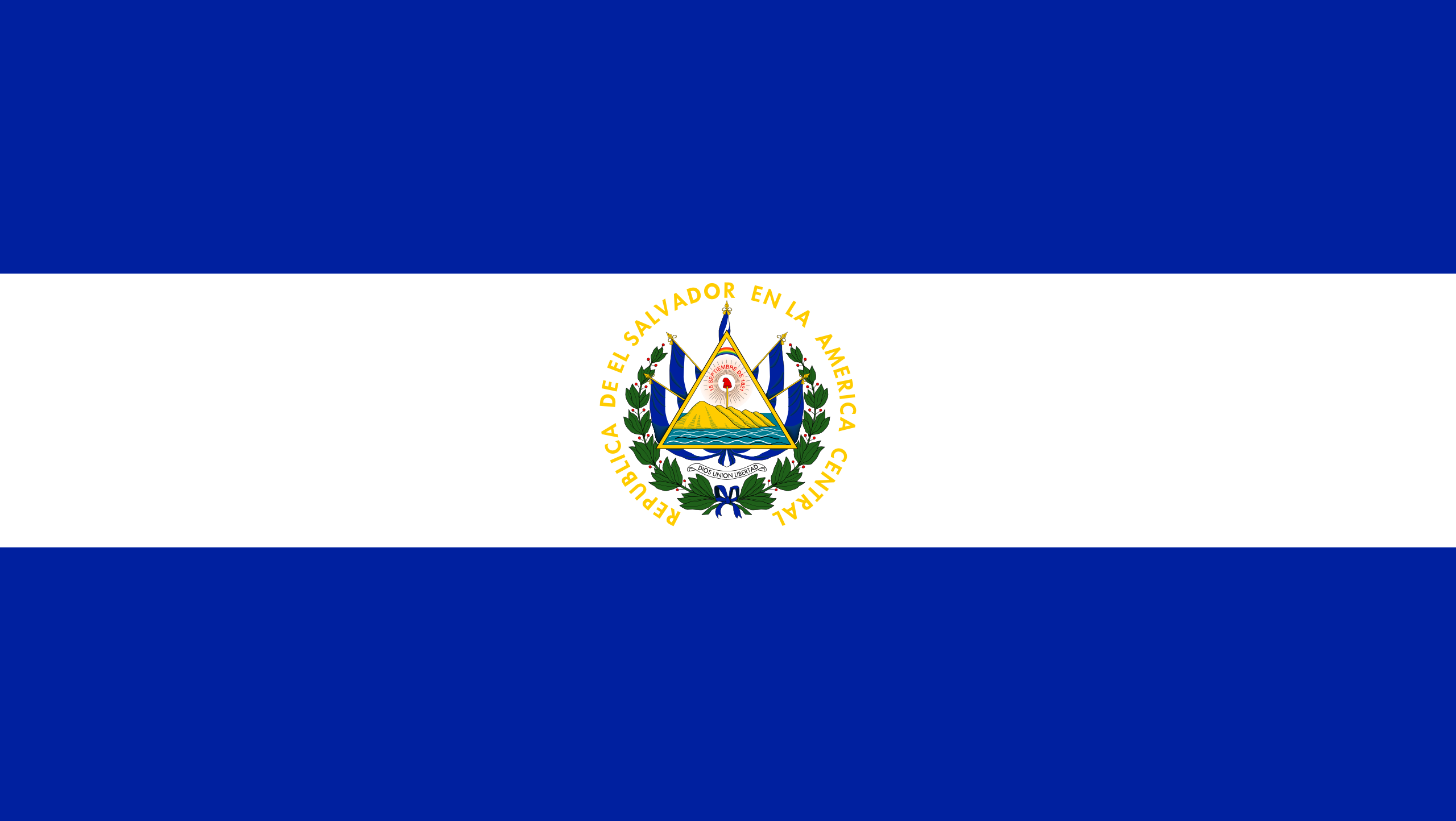 El Salvador Flag and Description