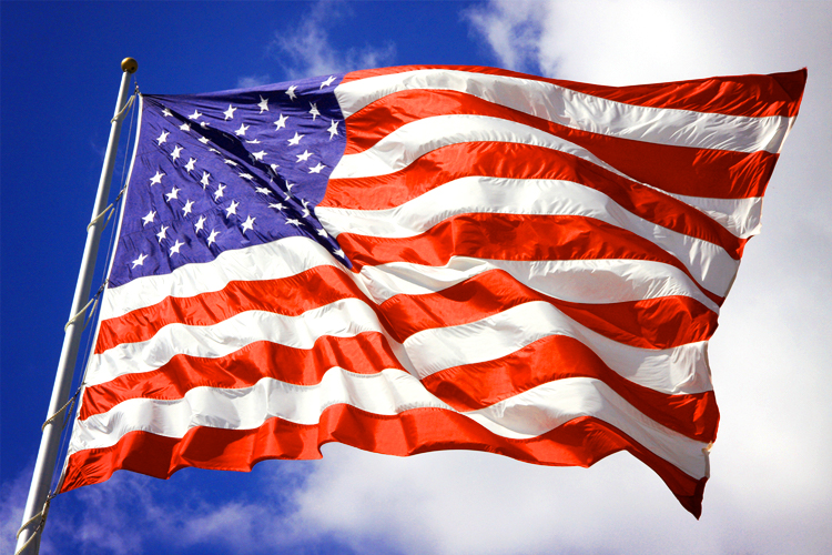 Valu Home Centers » U.S. Flag Flying Holidays