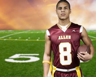 Sublimated Flag Football Uniforms Sublimated Football Jerseys