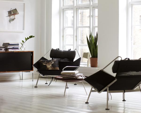 PP Møbler Wegner Flag Halyard Chair by Hans Wegner Danish Design
