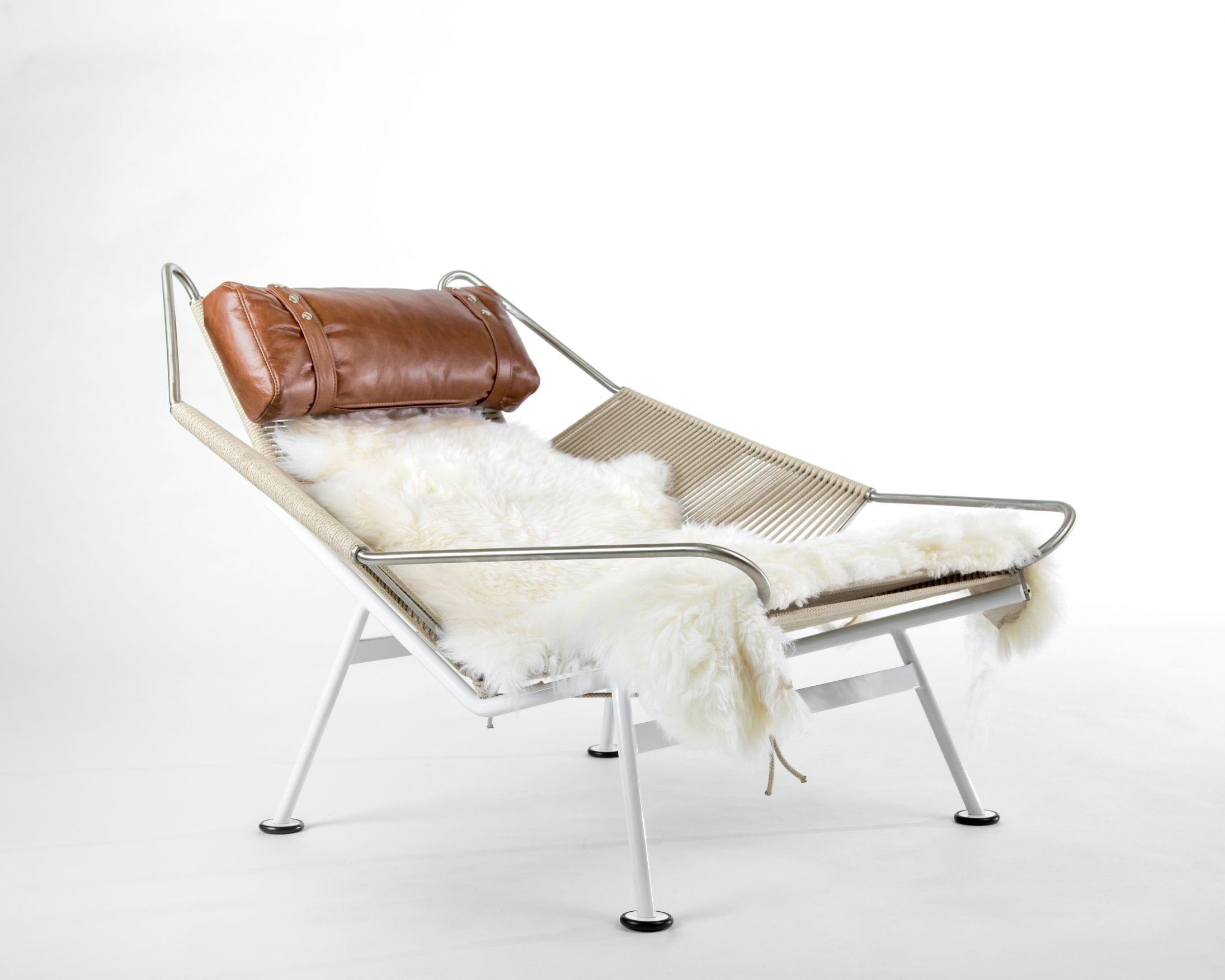 Flag Halyard Chair | Hans Wegner | Reproduction