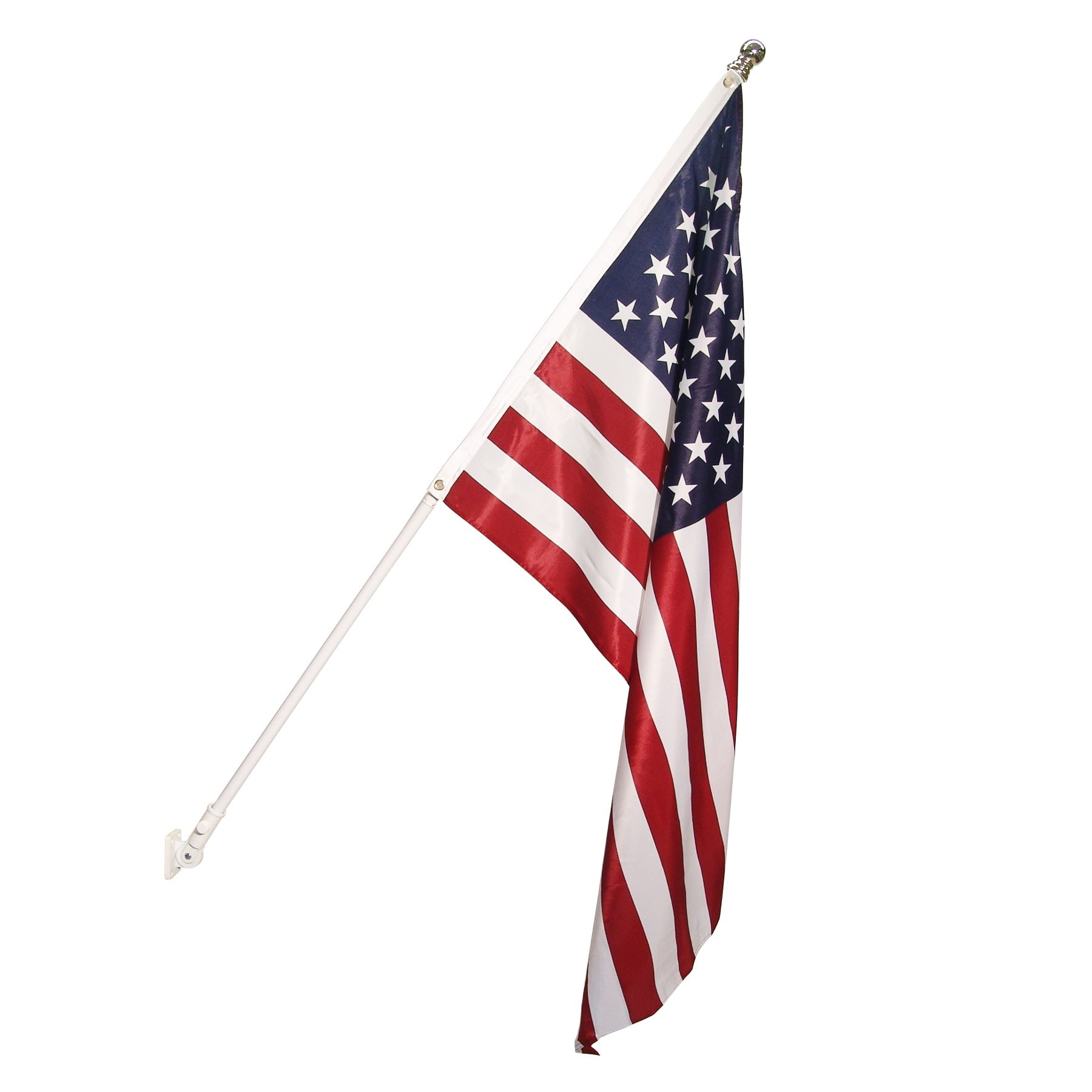 Hanging american flag clipart ClipartFest