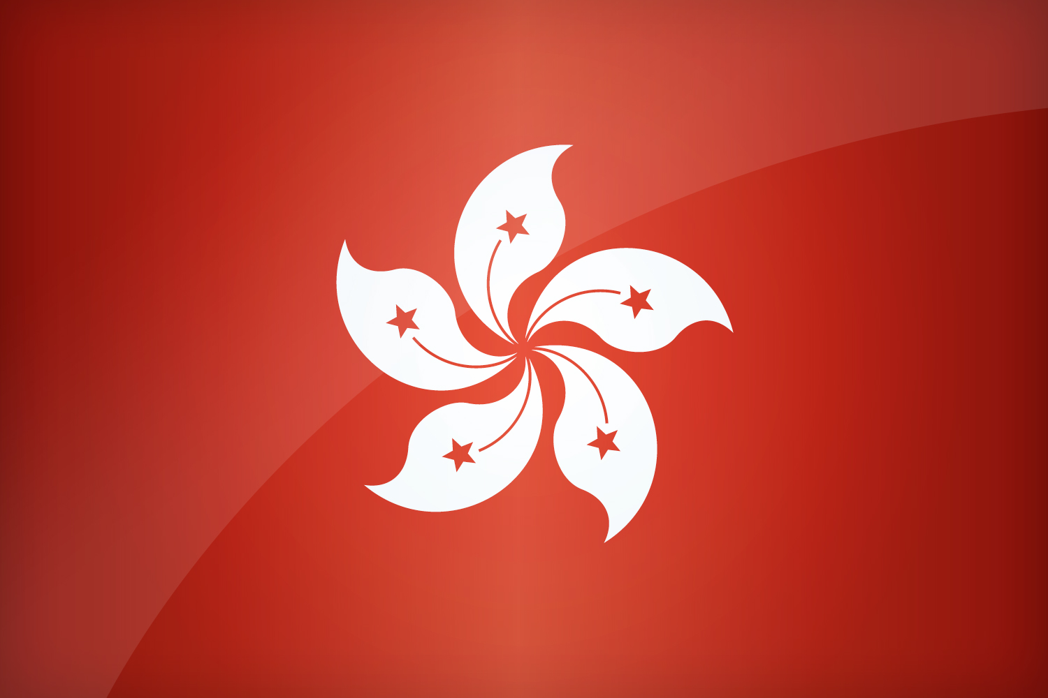 Hong Kong Flag and Description