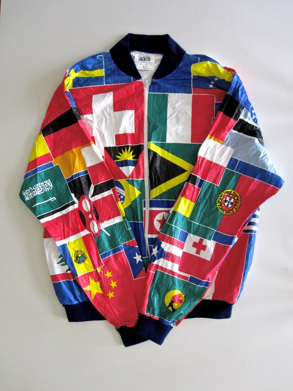 flag jacket Google Search | fashion | Pinterest | Flags, Search