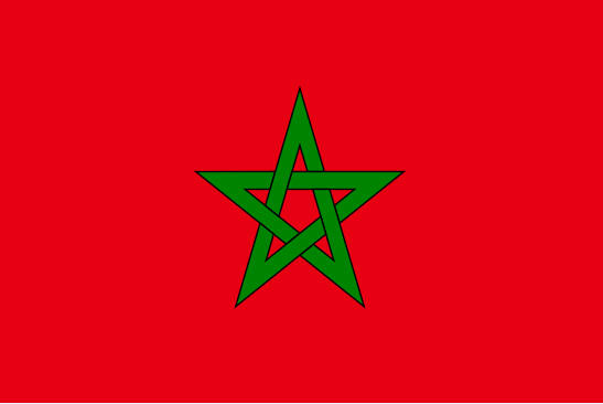 File:Flag of Morocco.svg Wikimedia Commons