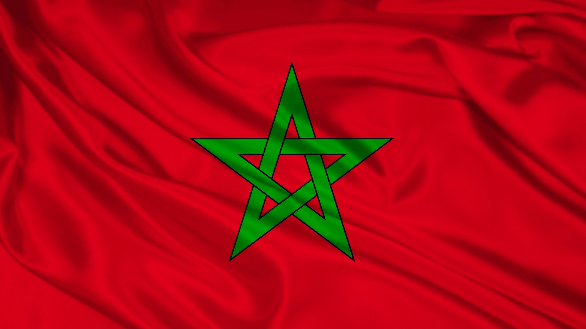Morocco Flag, Flag of Morocco