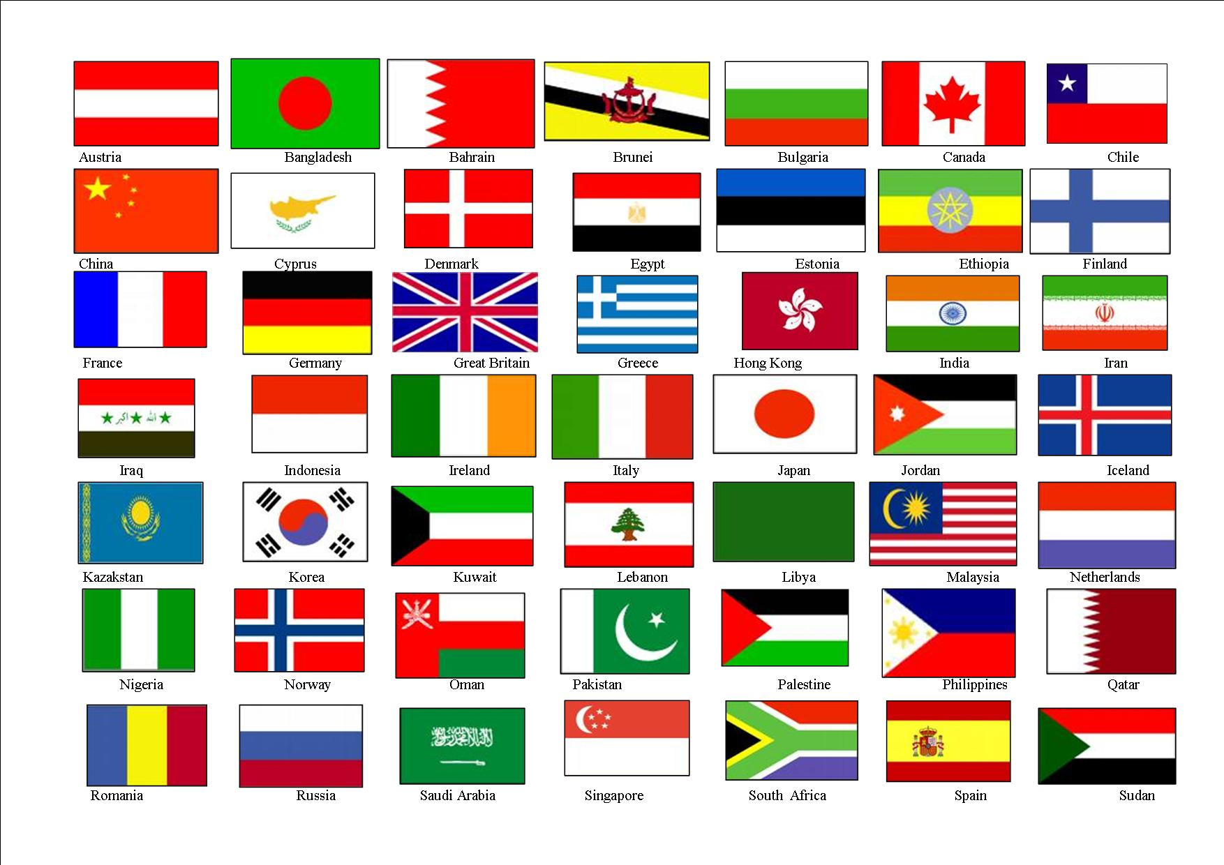 17 Best ideas about World Flags With Names on Pinterest | Family