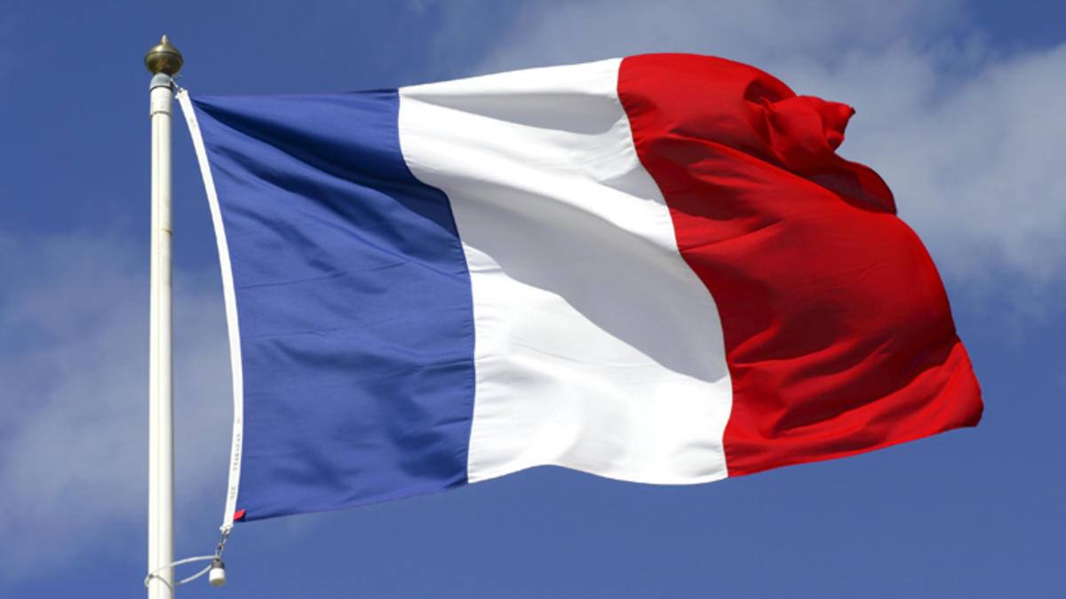 Flag of France : vexillology
