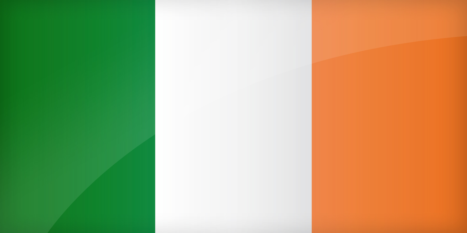 Flag Of Ireland Printable Flags