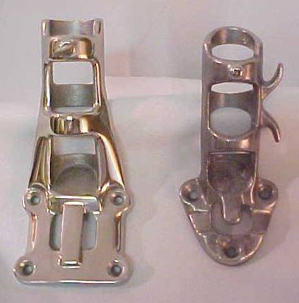 "Flag Pole Holder Wall Mount Brackets You Pick 1"" or 1 3/16 or"