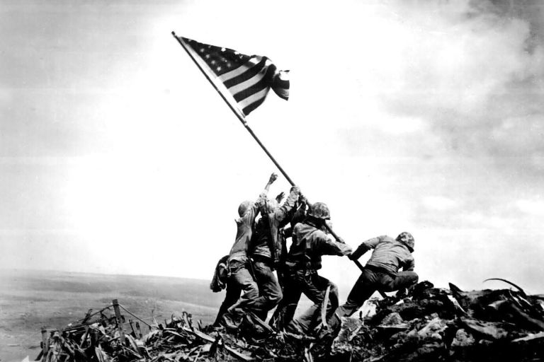 Who Raised the Flag at Iwo Jima? A 70 Year Old Controversy, Reignited