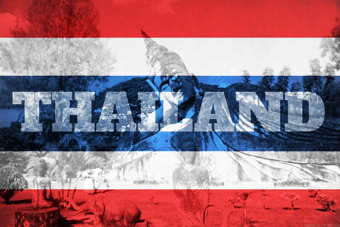 Thailand Flag and Description