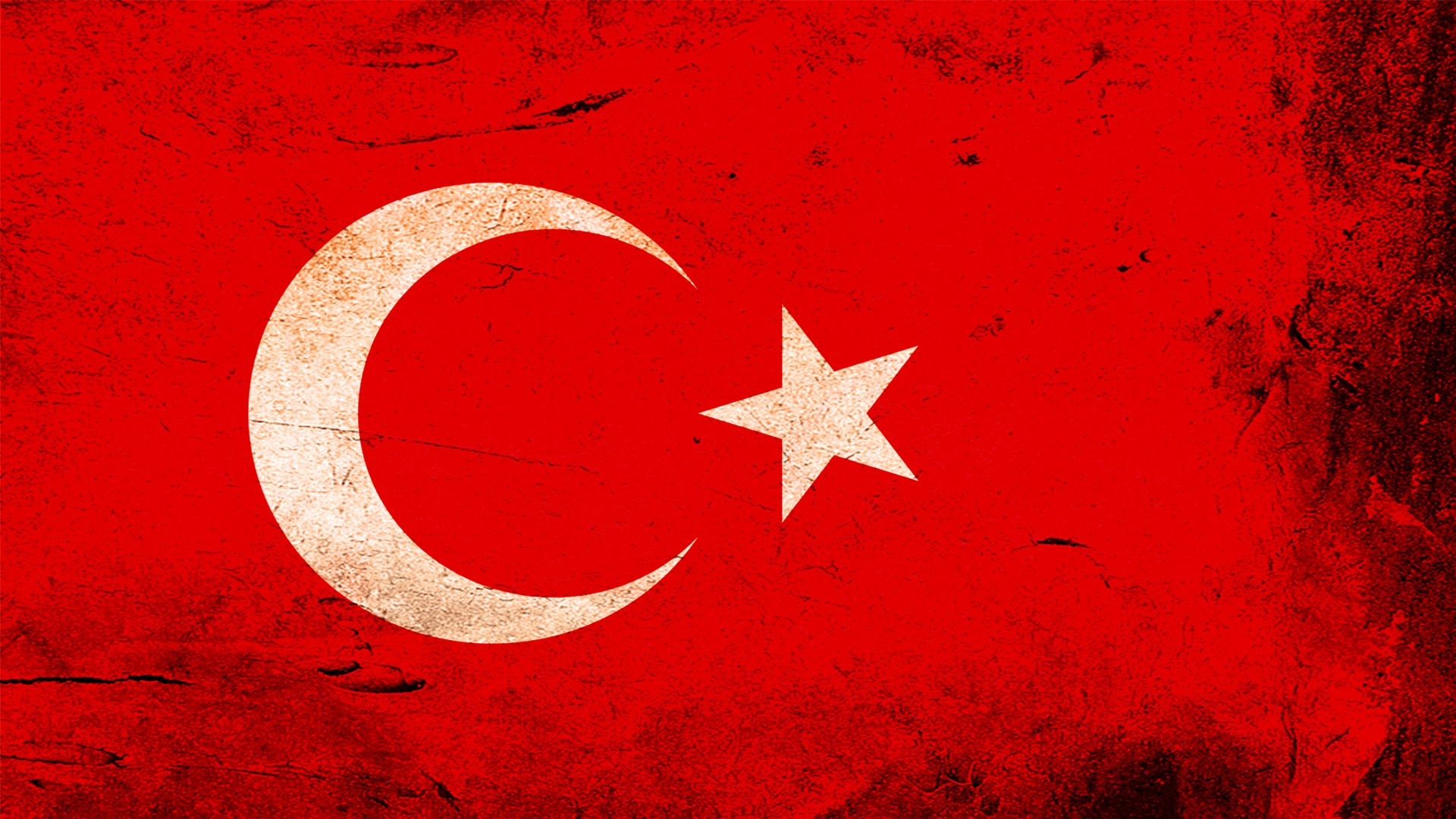 Printable Flag of Turkey
