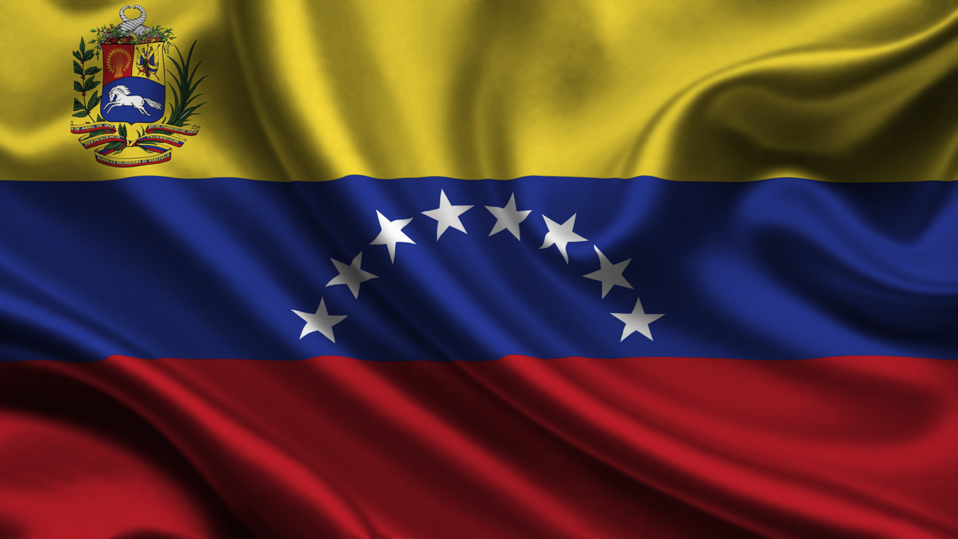 Venezuela Flag and Description