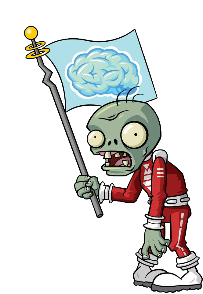 Flag Zombie/Gallery | Plants vs. Zombies Wiki | Fandom powered by