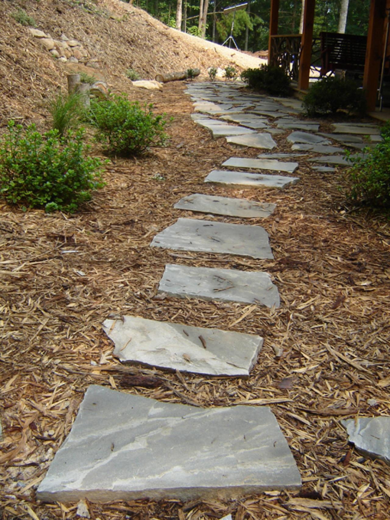 DIY Flagstone Projects & Ideas | DIY