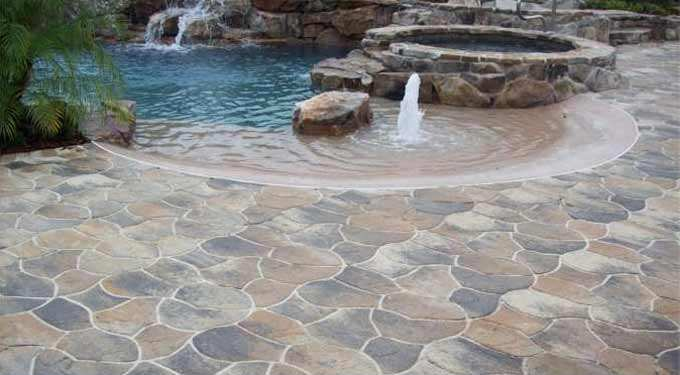 Flagstone Pavers | Quality and Strength Interlocked