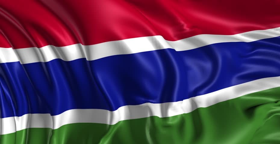 Gambia Flag colors Gambia Flag meaning history
