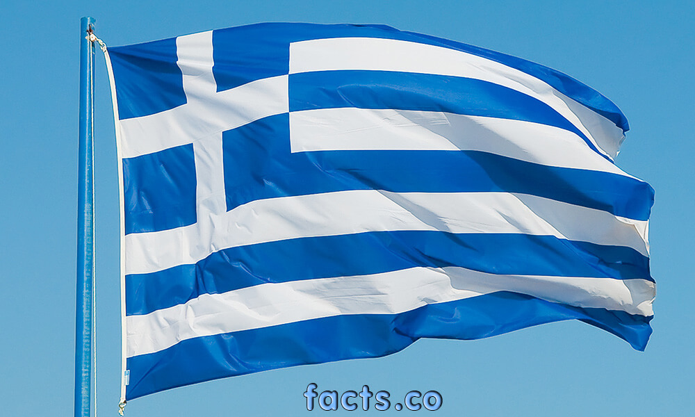 Greece Flag colors, meaning, history, info, images