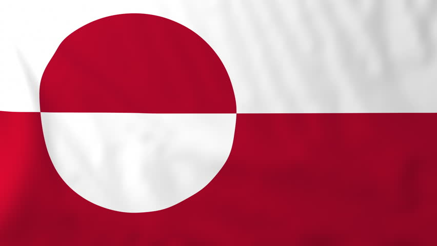 Greenland Flag Free Pictures of National Country Flags